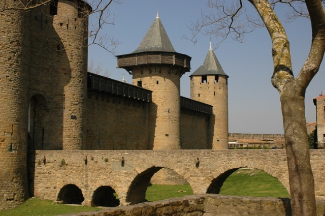 France Carcassonne 2